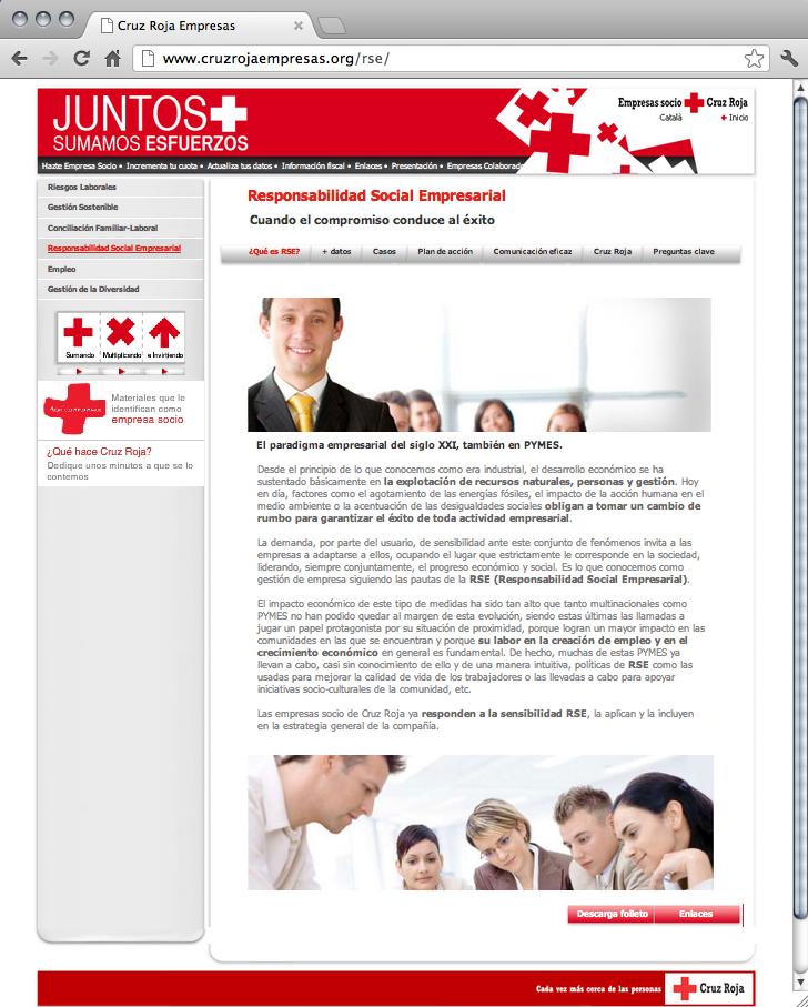 Cruz Roja Empresas
