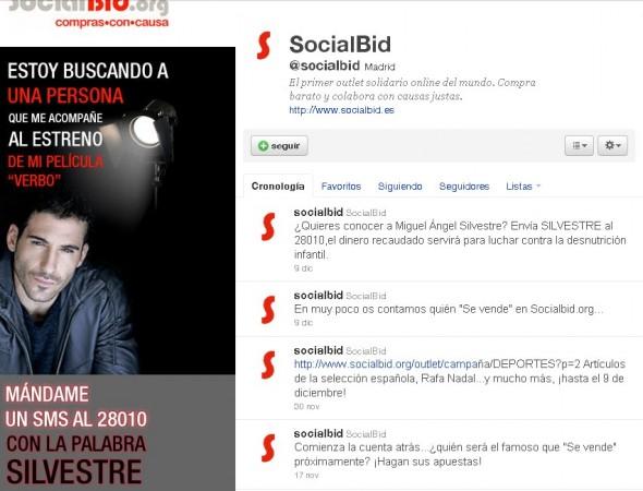Social Bid
